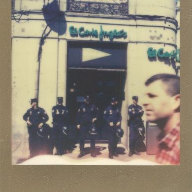 policía privada